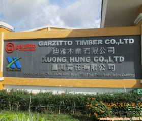 Dự án GARZITTO TIMBER